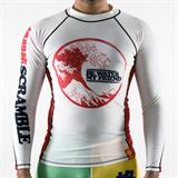 """Be Water"" Rashguard"